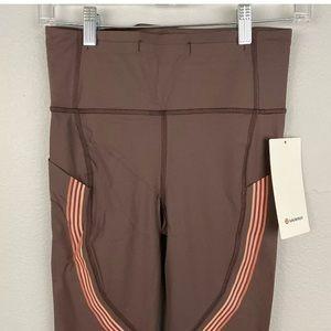 lululemon athletica Pants - Lululemon • Speed Limit Crop